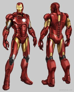 iron man that never was