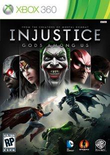 Injustice box art