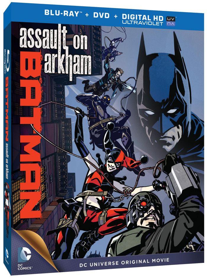 batman assualt on arkham cover