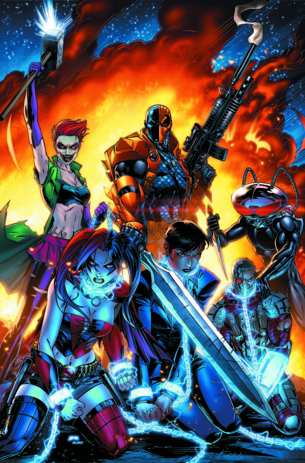 Suicide Squad Deathstroke THE NEW SUICIDE SQUAD ...