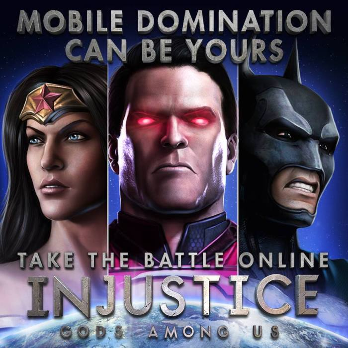 injustice mobile update picture