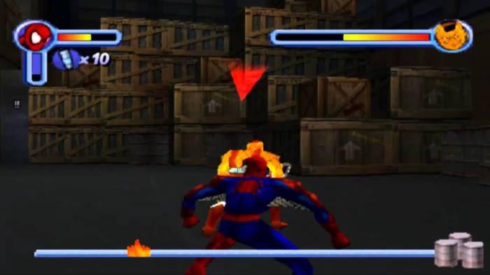 shocker boss fight