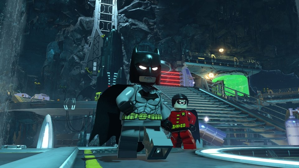 lego batman 2 brainiac ending relationship