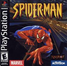 spider-man 2000 cover art