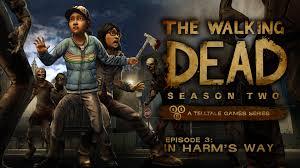 the walking dead episode 3 title card