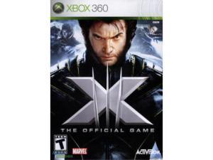 xmen the official game cover
