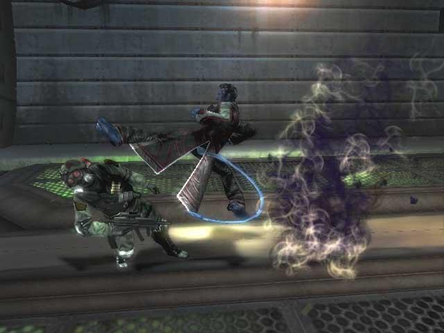 xmen the official game nightcrawler