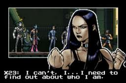 xmen the official game x23
