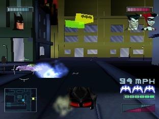 batman gotham city racer boss battle