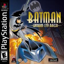 batman gotham city racer cover