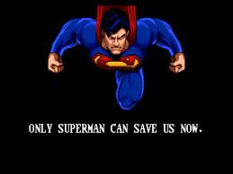 death and return of superman story screen