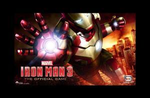 iron man 3 the game