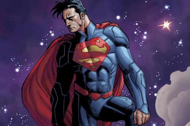 JRJ superman