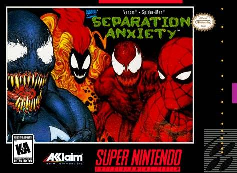 Review Spider Man Venom Separation Anxiety Comic Gamers Assemble