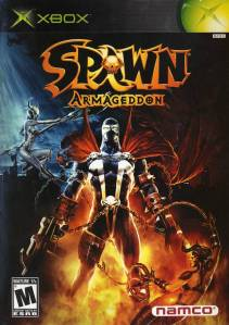 spawn armageddon xbox cover