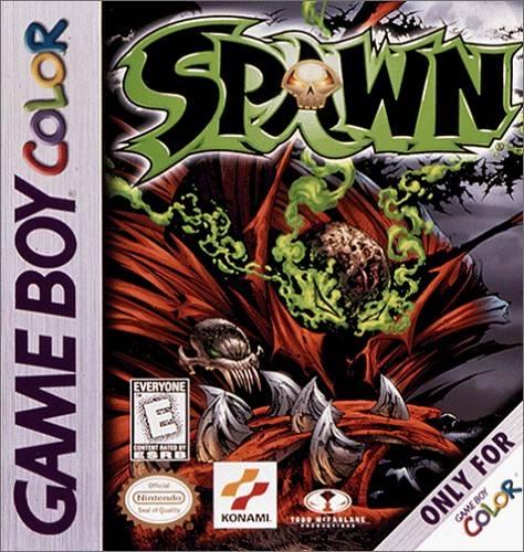 spawn gbc cover