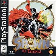 spawn the eternal cover