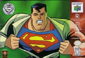 superman 64 cover art