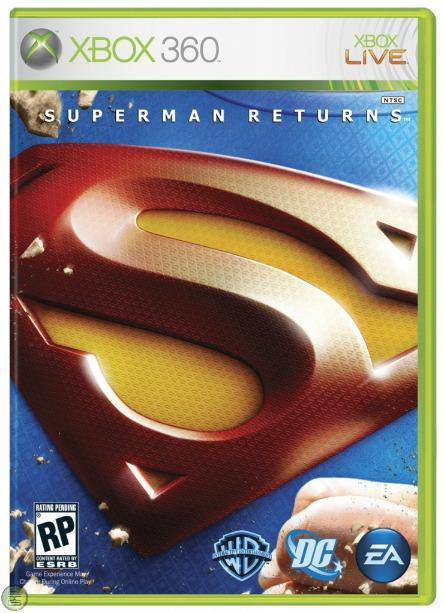 review  superman returns  xbox 360