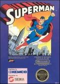 SupermanNES cover art