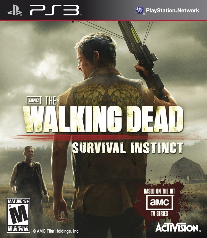 survival instinct ps3 cover