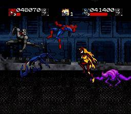 the five symbiotes