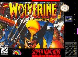 wolverine adamantium rage cover