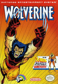 wolverine nes cover art