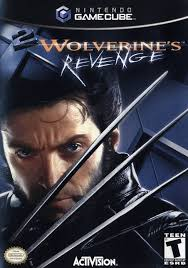 x2 wolverines revenger gamecube cover