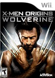 xmen origins wii cover