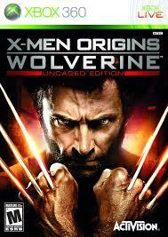 xmen origins wolverine 360 cover