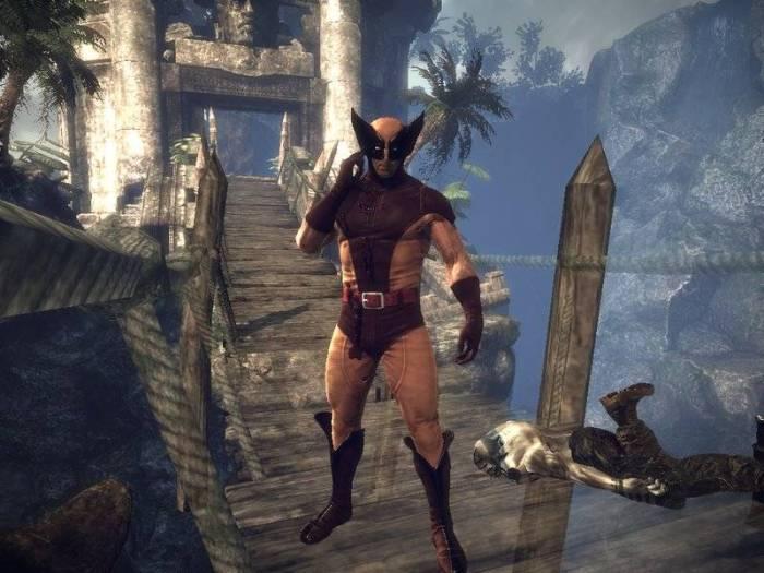 xmen origins wolverine 360 ss2