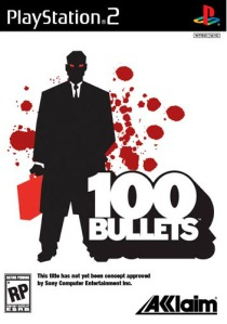 100 bullets potential cover