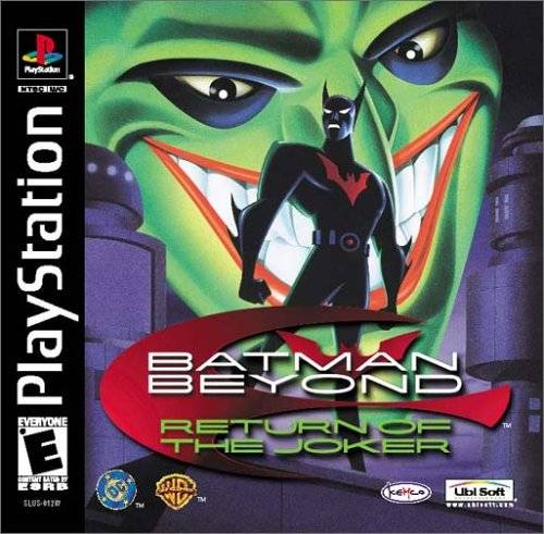 batman beyond return of the joker cover