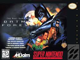 batman forever snes cover