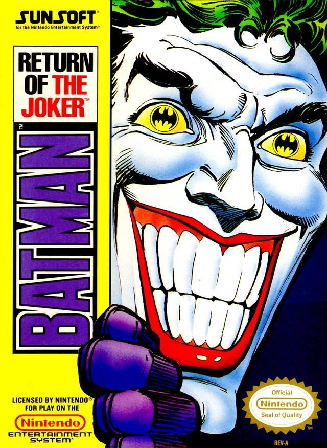 NO ARKHAM KNIGHT, NO PROBLEM: BATMAN: RETURN OF THE JOKER