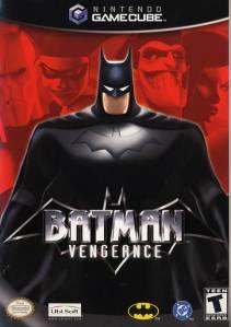 batman vengeane gc cover