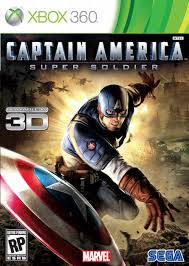 captain america super soldier 360 cover