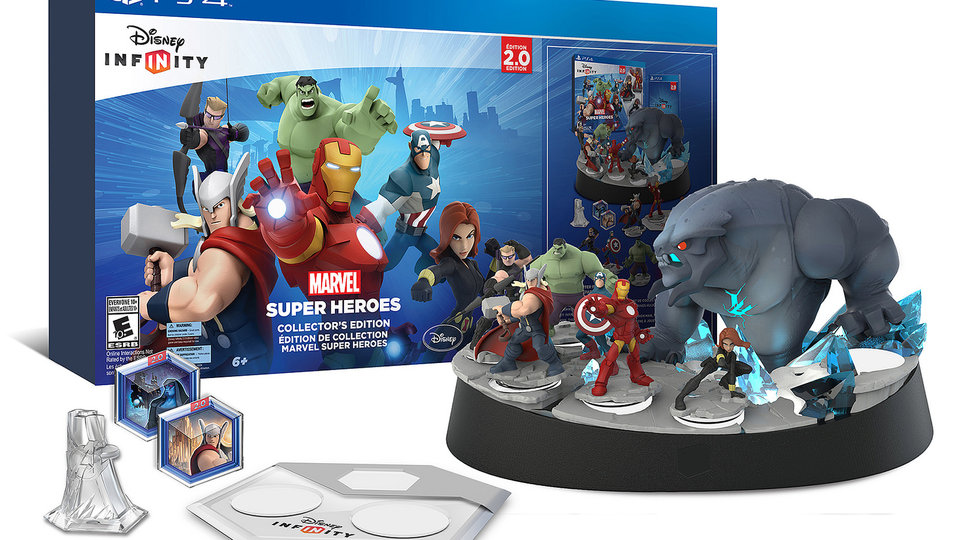 Disney Infinity 2 0 Gets A Firm Release Date Comic