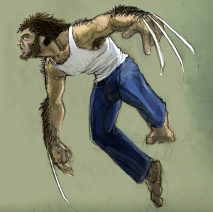 fighting game wolverine