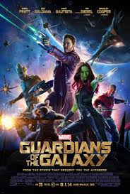 guardians of the galaxy film poster