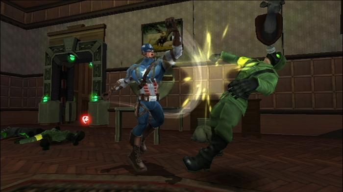 super soldier wii combat