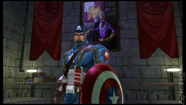 super soldier wii doofy character design