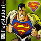 superman psone cover