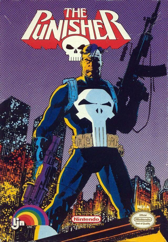 the punisher nes