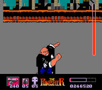 the punisher punch out