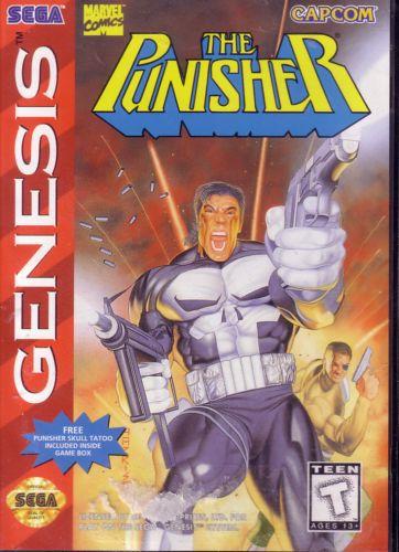 REVIEW: THE PUNISHER (SEGA GENESIS) | Comic Gamers Assemble