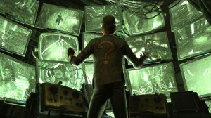 the riddler video game