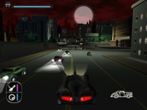 vengeance batmobile