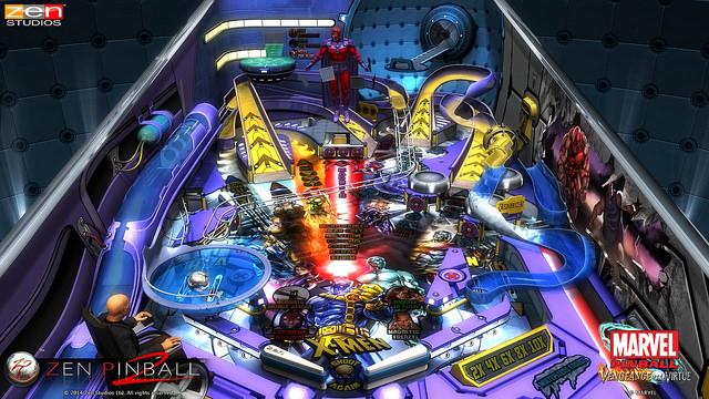Zen Pinball 2 marvel